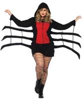 Spider Black Widow Cozy Ad Costume