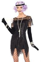Women's Foxtrot Flapper Costume