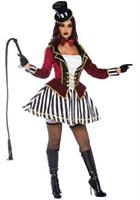 Night Ringmaster Adult Costume