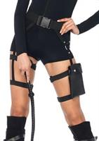 Women's Garter Pocket Utility Belt