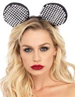 Mouse Ears Studded Adult