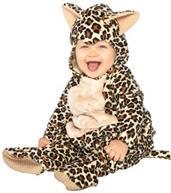 Infant Anne Geddes Baby Leopard Costume
