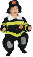 Infant Fire Fighter Costume