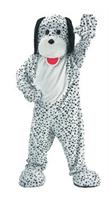 Adult Dalmation Mascot Costume