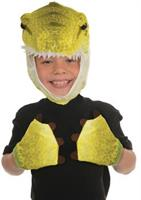 T-REX GREEN ANIMAL PACK Costume