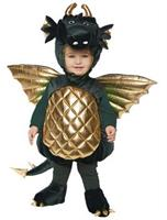DRAGON GREEN TOD Costume