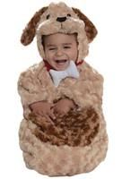Puppy Bunting Costume 0-6 Months