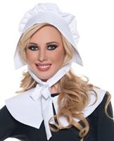 Pilgrim Bonnet And Collar