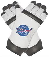 Astronaut Gloves Ad White
