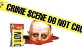 Crime Scene Tape, Do Not Cross