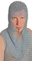 Long Chainmail Hood