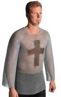 Chainmail Templar Shirt Accessory