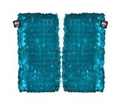 Blue Sequin Arm Warmer