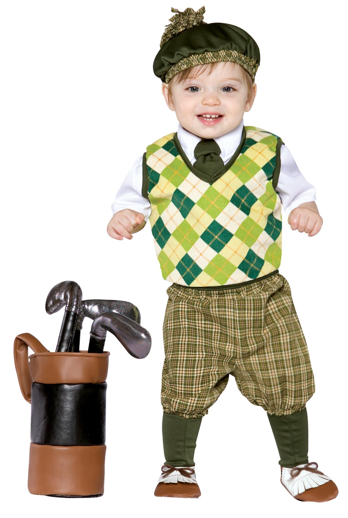 golfer toddler 824 months months costume  costumepub