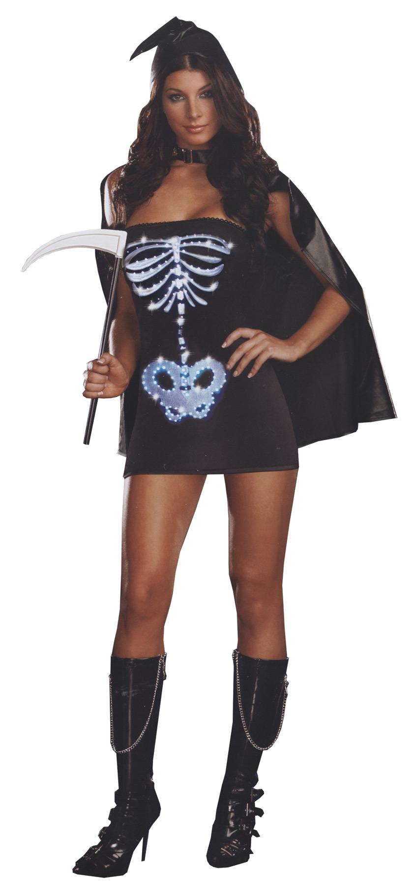 women's sexy skeleton costume  costumepub
